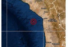 Sismo de magnitud 5 fue sentido esta noche en Tacna