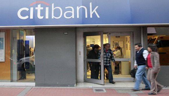 Scotiabank pagará US$295 mlls. por banca personal del Citi
