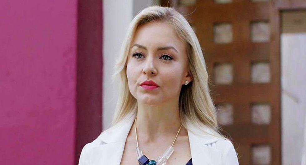 Angelique Boyer ha sufrido muchas transformaciones a lo largo de su carrera actoral (Foto: Televisa)