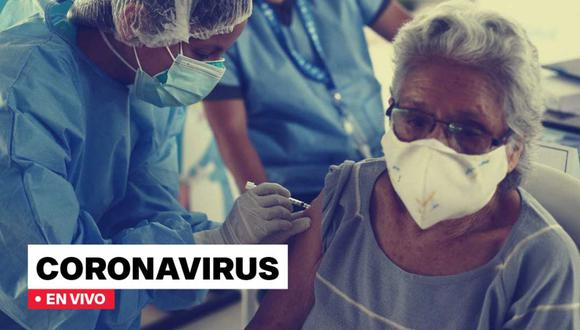 Últimas noticias sobre Covid-19, domingo 11 de julio, vacunaciones, cronogramas y cifras. FOTO: El Comercio.