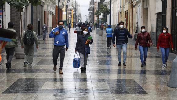 En Lima Oeste, la temperatura máxima llegaría a 18°C, mientras que la mínima sería de 16°C. Foto: Eduardo Cavero/@photo.gec