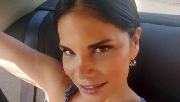 La actriz de 47 años, que actualmente reside en Estados Unidos, compartió con sus seguidores la noticia (Foto: Instagram/Sandra Arana)