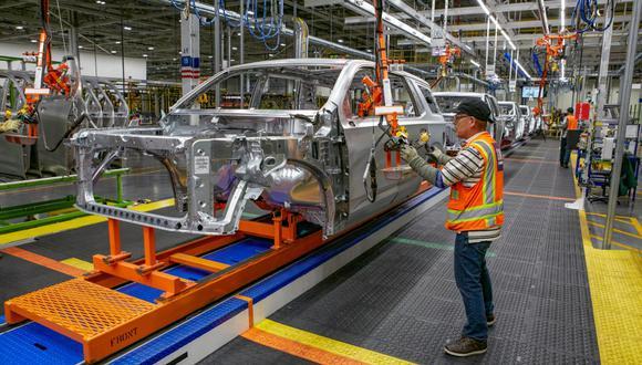 Ventec aprovechará la logística, capacidad de compras y experiencia de General Motors en el rubro automovilístico para producir esta tecnología médica. (Fotos: GM).