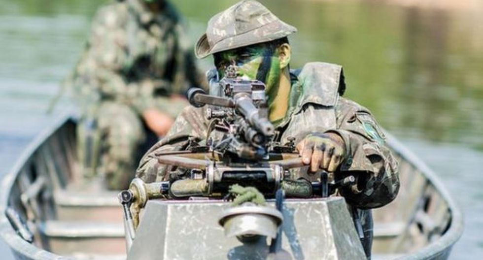 [BBC] EE.UU. y Perú realizarán ejercicios militares en frontera