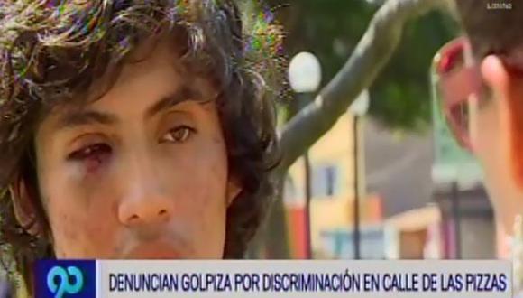 Miraflores: denuncian agresión por discriminación en discoteca
