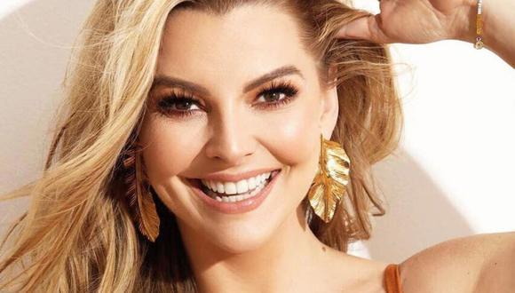 Marjorie de Sousa regresará a las telenovelas y se encuentra muy feliz con su nuevo personaje (@marjodsousa).