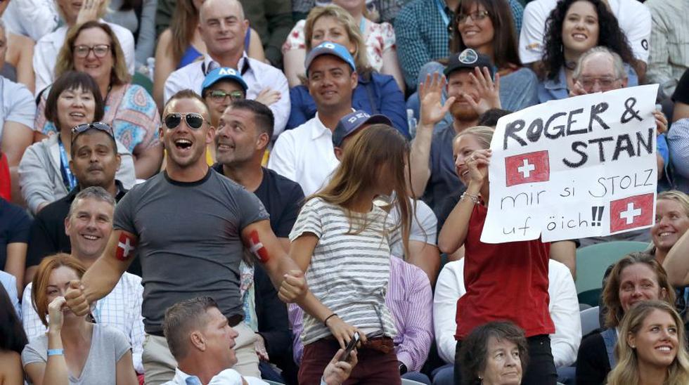 Roger Federer eterno: las postales de su triunfo en Australia - 7