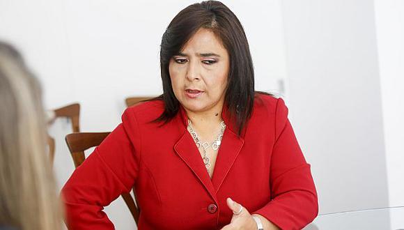 """Ana Jara: """"Hay una enorme posibilidad de que gane la oposición"""""""