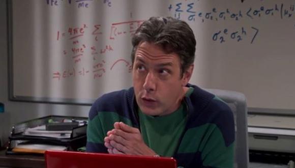 Barry Kripke era tanto un amigo como un enemigo del grupo, principalmente buscando meterse bajo la piel de Sheldon siempre que podía, probablemente debido a los celos (Foto: CBS)