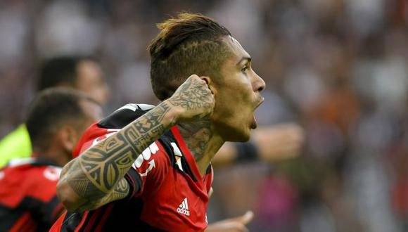 Guerrero y el gol que encaminó al título del Torneo Carioca