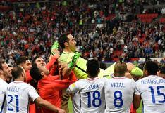 Claudio Bravo: las atajadas del héroe de Chile que dejaron fuera a la Portugal de Cristiano Ronaldo