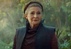 """""""Star Wars: The Rise of Skywalker"""": Este es el rol que Leia tendrá en la película"""