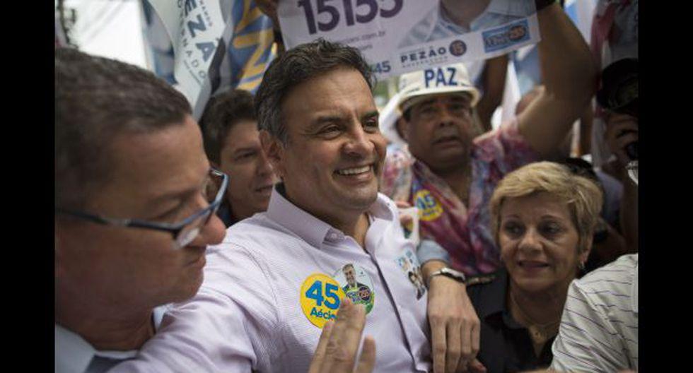Brasil: Aécio Neves, el político que desplazaría a Marina Silva