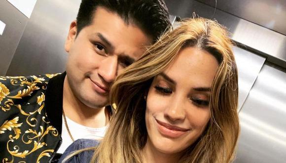 """Deyvis Orosco confiesa que se """"derrumbó"""" en pandemia y su novia Cassandra fue su """"soporte"""". (Foto: Instagram)"""