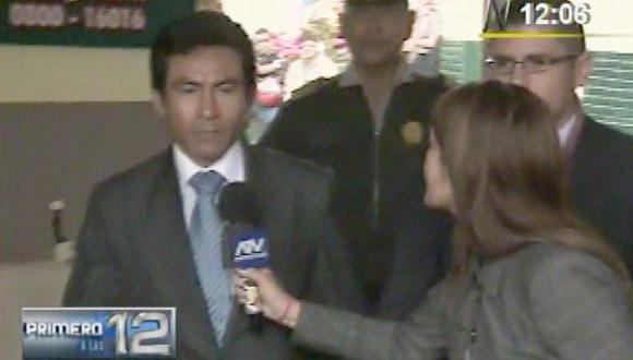"""Acosador de Magaly Solier se declaró """"inocente"""" en comisaría"""