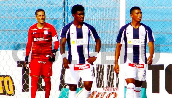 Alianza Lima al borde de segunda división