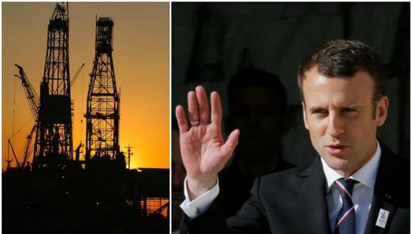 La propuesta de ley es parte del plan más amplio del presidente Emmanuel Macron de tomar la iniciativa frente al cambio climático, luego de que su homólogo estadounidense, Donald Trump, abandonara el acuerdo histórico de París para combatir el calentamiento global.  (Foto: Archivo El comercio)