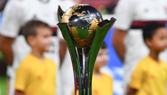 El sorteo para conocer los cruces del Mundial de Clubes se realizará el 19 de enero. (Foto: AFP)