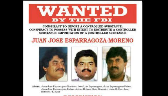 Confirman la muerte de 'El Azul', capo del cártel de Sinaloa