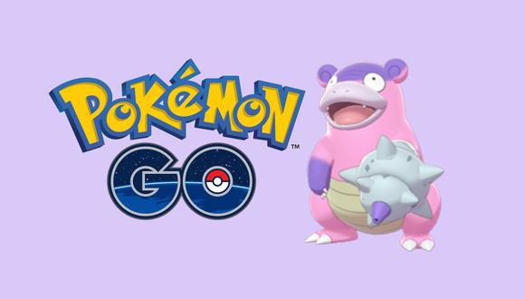Conoce todos los detalles para capturar a Slowpoke Galar. (Foto: Pokémon GO)