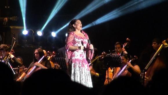 Isabel Pantoja en Lima: El retorno de una diva [CRÓNICA]