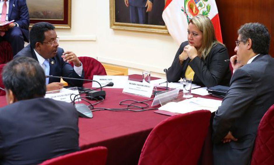 La Subcomisión de Acusaciones Constitucionales eligió hace dos semanas a César Segura como delegado para realizar el informe de calificación sobre la denuncia contra Kenji Fujimori, Bienvenido Ramírez y Guillermo Bocangel. (Foto: Congreso)