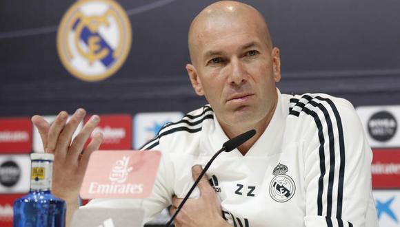 El Real Madrid de Zidane consiguió un punto en su visita al Camp Nou en el último clásico del 2019.