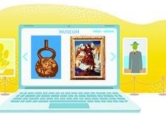 Museos del país y el mundo: nuestras recomendaciones para una visita virtual en familia