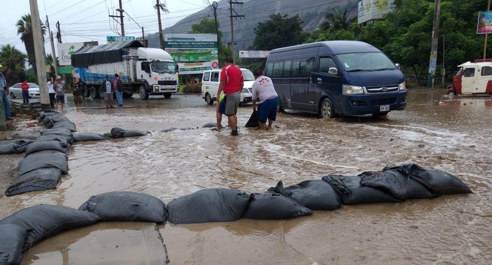 Pronóstico de lluvias estará vigente hasta el próximo domingo. (Foto referencial: El Comercio)