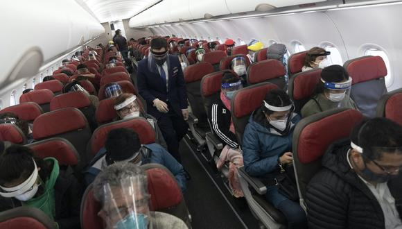 Buscan impulsar el flujo de viajes domésticos. (Foto: GEC)