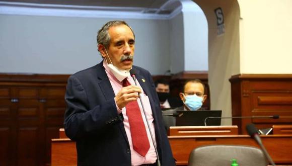 El congresista Ricardo Burga. (Foto: GEC)