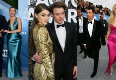 SAG Awards: las parejas más fashionistas del evento | FOTOS
