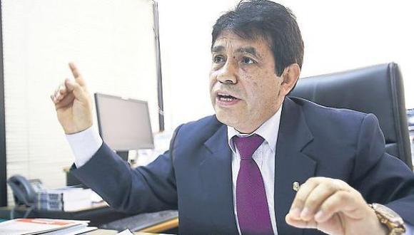 """Gálvez adelantó que la elección del nuevo fiscal de la Nación podría darse """"hasta dentro de 60 diás"""".(Foto: Archivo El Comercio)"""