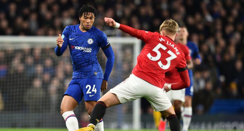 Chelsea vs. Manchester United, en Stamford Bridge, por la Premier League. (Foto: AFP)