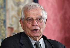 Unión Europea habla con el canciller de Irán sobre la necesidad de rebajar la tensión en Medio Oriente