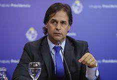 Presidente de Uruguay entra en cuarentena tras estar en contacto con funcionaria que dio positivo a coronavirus