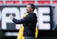 Atlas de Anderson Santamaría despidió al entrenador Rafael Puente