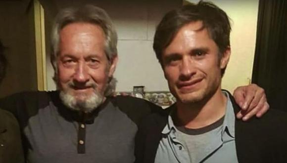 Gael García Bernal: Su padre, el director José Ángel García, falleció de fibrosis pulmonar. (Foto: @coloradorafa)