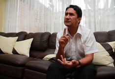"""Vladimir Cerrón sobre Ricardo Belmont: """"No es propuesta del partido"""""""