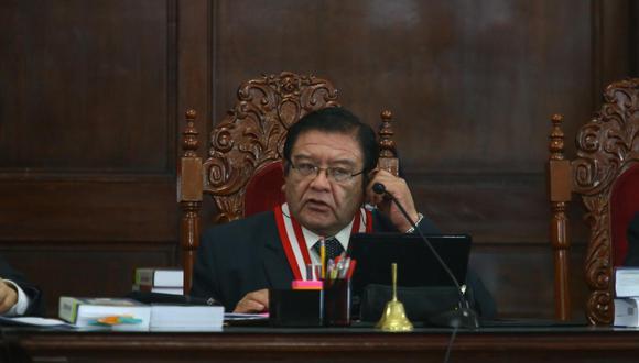 Jorge Luis Salas Arenas explicó por qué vota en contra de pedir lista de electores a la ONPE. (Foto: Archivo El Comercio)