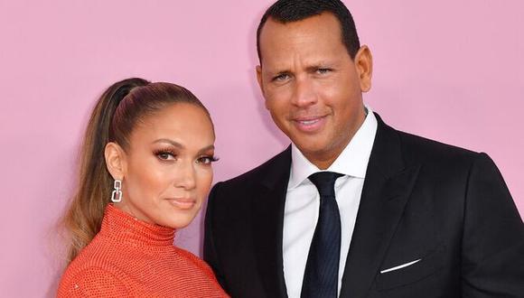 Jennifer Lopez y Alex Rodríguez continúan con sus temas profesionales tras acabar con su relación. (Foto: AFP)