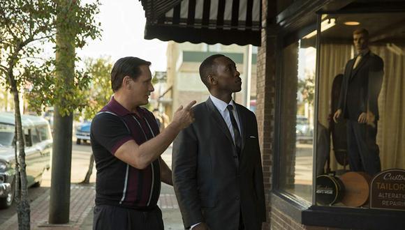 """Mahershala Ali y Viggo Mortensen protagonizan la película """"Green Book"""", del director Peter Farrelly (Foto: Difusión)"""