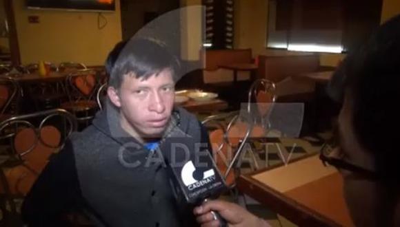 Huancayo: hombre confiesa que agredió sexualmente a un perro