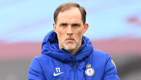Thomas Tuchel es entrenador de Chelsea desde enero del 2021. (Foto: AFP)