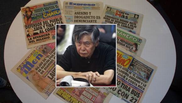 Caso Diarios chicha: todo para entender juicio a Fujimori