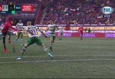 Tijuana vs. Santos Laguna: Laínez marcó golazo 2-1 para los 'Xolos' en el estadio Caliente por Liga MX [VIDEO]