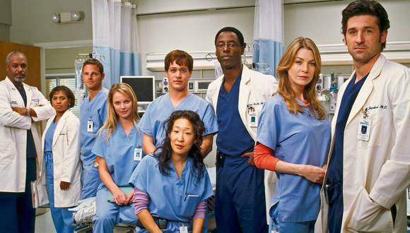 El drama médico más exitoso y longevo de la pantalla chica tiene 15 años al aire (Foto: ABC)