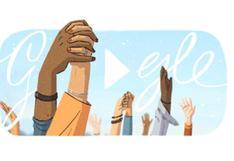 Día Internacional de la Mujer: Doodle de Google celebra el papel de la mujeres en la historia