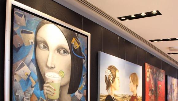 Se encontrarán pinturas elaboradas por reconocidos artistas, 45 nacionales y 71 internacionales, provenientes de Argentina, Chile, Colombia, Cuba, España, Francia, Holanda, Italia y Uruguay, por mencionar algunos. (Foto: Westin Lima Hotel)