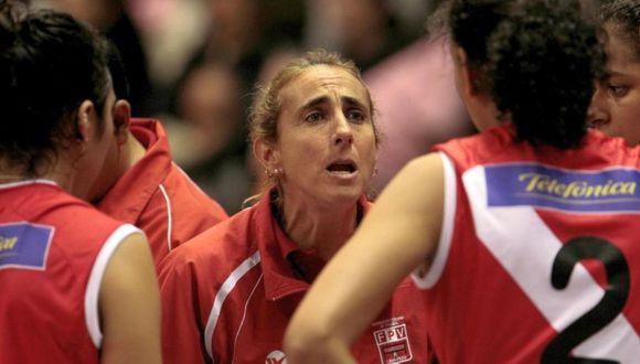 Natalia Málaga es una de las entrenadoras que más éxitos tuvo al mando de la selección juvenil de vóley del Perú. (Foto: Agencias)